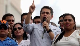 Foto Fiscal enumera supuestos sobornos de narcotraficantes a presidente de Honduras