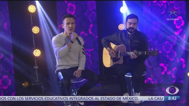 "Fonseca visita la CDMX tras éxito de ""1001 Noches"""