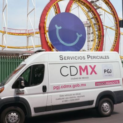 Jóvenes lesionadas en la Feria de Chapultepec salen de terapia intensiva