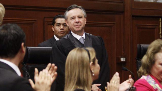 Foto: Eduardo Tomás Medina-Mora Icaza, abogado y político mexicano. Cuartoscuro
