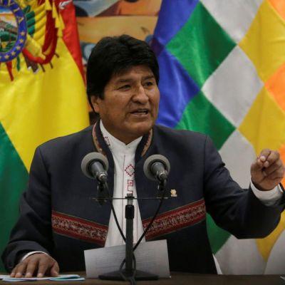 Evo Morales gana elecciones de Bolivia, según conteo oficial