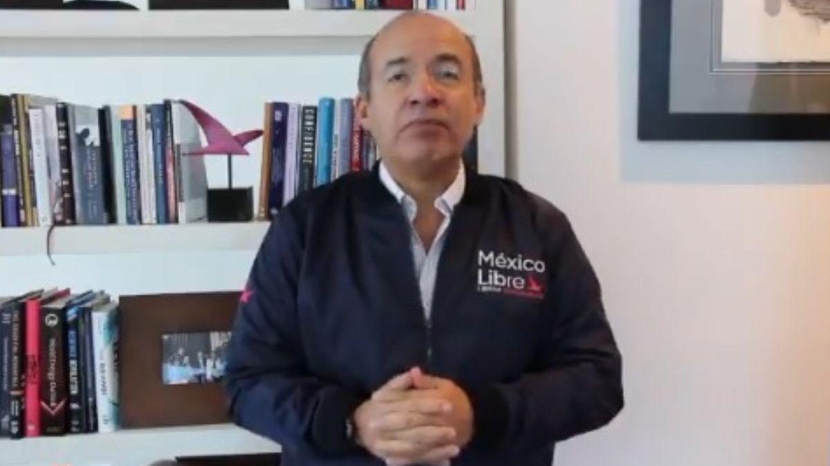 Expresidente Felipe Calderón