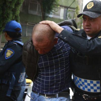 Intento de robo termina en balacera y ocho detenidos en CDMX