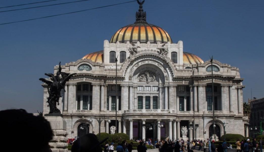 Foto: Palacio de Bellas Artes en la Ciudad de México. Cuartoscuro