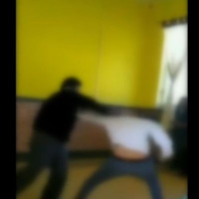 Video: Estudiantes organizan peleas en secundaria de Puebla