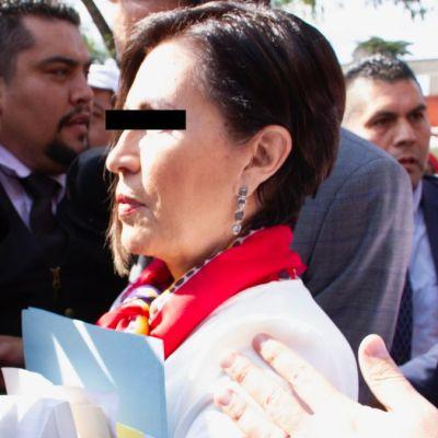 Foto: Rosario Robles, exsecretaria de Desarrollo Agrario, Territorial y Urbano. Cuartoscuro