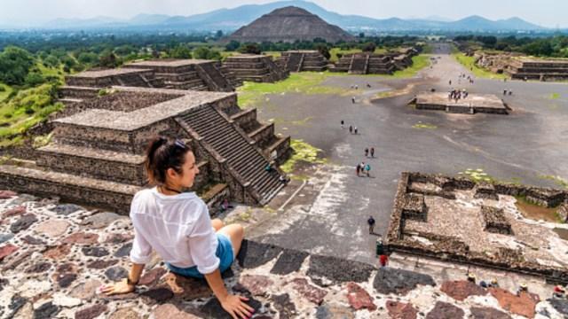 Foto Al término de 2018, México se ubicó en el séptimo lugar mundial en recepción de turistas, 04 de octubre de 2019 (Getty Images, archivo)