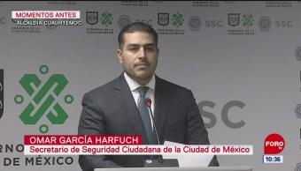 Gobierno CDMX presenta informe sobre operativo en Tepito