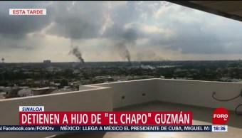 FOTO: Gobierno Sinaloa Llama Mantener Calma