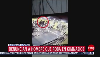FOTO: Graban asaltos y robos en la Ciudad de México, 6 octubre 2019
