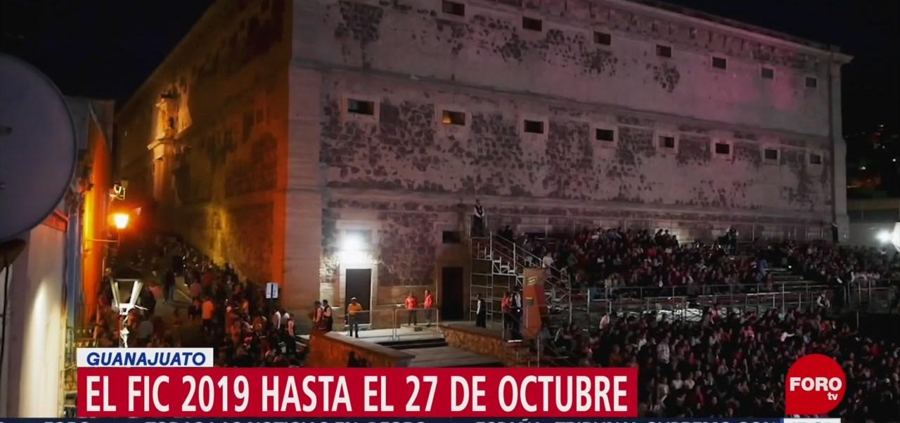FOTO: Guanajuato capital cervantina América