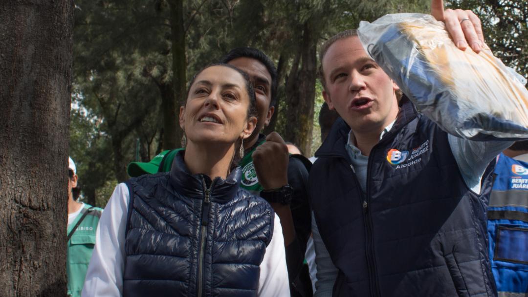 Imagen: la funcionaria confirmó que se notificó a la empresa Operadora de Desarrollo Humano Chapultepec, SA de CV, la terminación del contrato para el funcionamiento del lugar y se hará una nueva licitación, 13 de octubre de 2019 (Magdalena Montiel /Cuartoscuro.com)