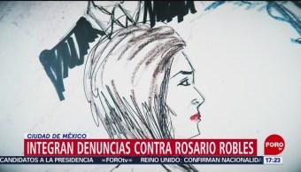 FOTO: Hacienda alista más denuncias contra Rosario Robles
