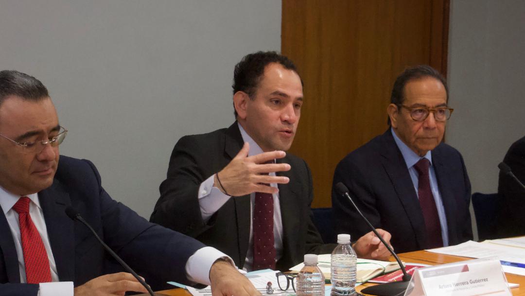 FOTO Hacienda y sector privado acuerdan ajustes a miscelánea fiscal 2020 (Cuartoscuro/Rogelio Morales)