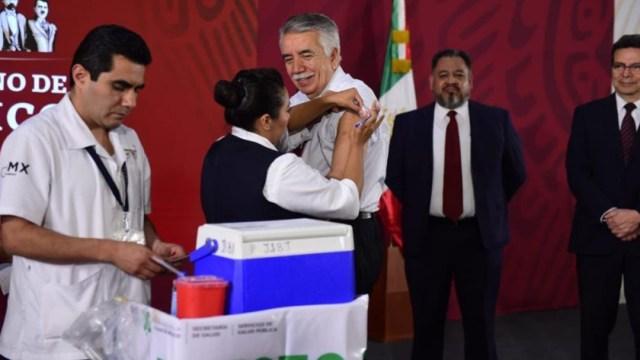 Foto: El abasto de medicamentos está garantizado en todo el sector salud y será de manera gratuita, 16 de octubre de 2019 (Twitter @SSalud_mx)