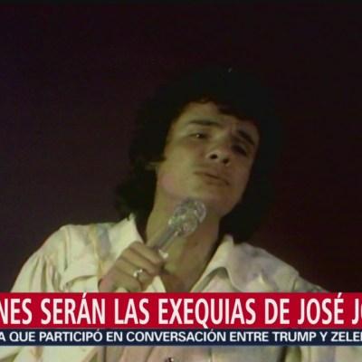 Hermanos Sosa planean homenajes a José José