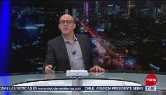 Foto: Hora 21 Julio Patán Programa Completo 22 Octubre 2019