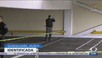 Identifican cuerpo de joven desaparecida en Guadalajara