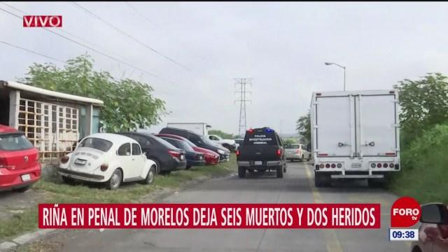 Instalan retén en penal de Atlacholoaya, Morelos
