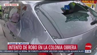 Foto: Intento Asalto Termina Balacera Detenidos Cdmx 16 Octubre 2019