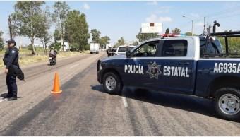 Foto: Tres hombres fallecieron en dos hechos violentos en Jalisco, 6 de octubre de 2019 (Foro TV)