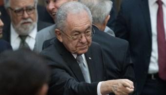 Javier Jiménez Espriú, titular de la SCT