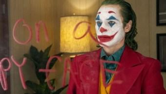 Foto Joker París 10 Octubre 2019