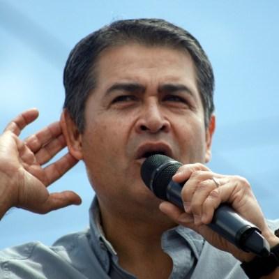 'El Chapo' aportó mdd a campaña de presidente Honduras, según testigo