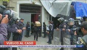 Juez del caso Rosario Robles libera a detenidos en Tepito