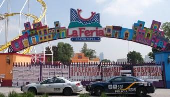 La Feria de Chapultepec