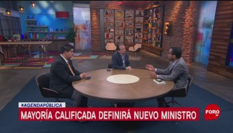 FOTO: La renuncia del ministro Eduardo Medina Mora, 13 octubre 2019