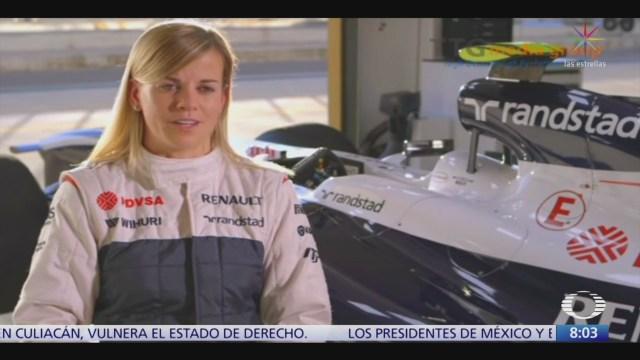 Las mujeres en la Fórmula 1
