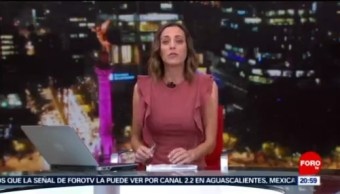 Foto: Las Noticias Ana Francisca Vega Programa Completo Forotv 23 Octubre 2019