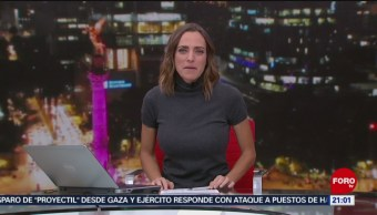 Foto: Las Noticias Ana Francisca Vega Programa Completo Forotv 31 Octubre 2019