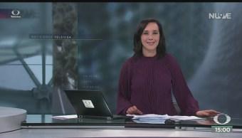 FOTO: Noticias Karla Iberia Programa Completo 11 Octubre,