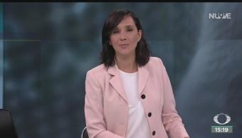 FOTO: Noticias Karla Iberia Programa Completo 18 Octubre