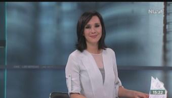 FOTO: Noticias Karla Iberia Programa Completo 7 Octubre