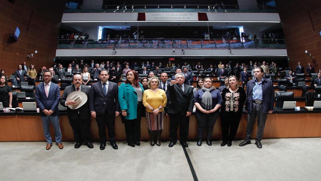 FOTO: Leopoldo Vicente Melchi ocupará la presidencia de la CRE hasta diciembre de 2022.