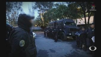 Foto: Liberan 27 Detenidos Durante Operativo Tepito 24 Octubre 2019