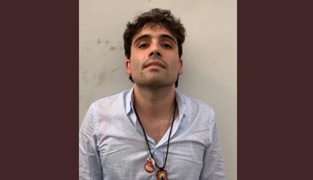 "Foto: Ovidio Guzmán López, hijo de Joaquín ""El Chapo"" Guzmán. Twitter"