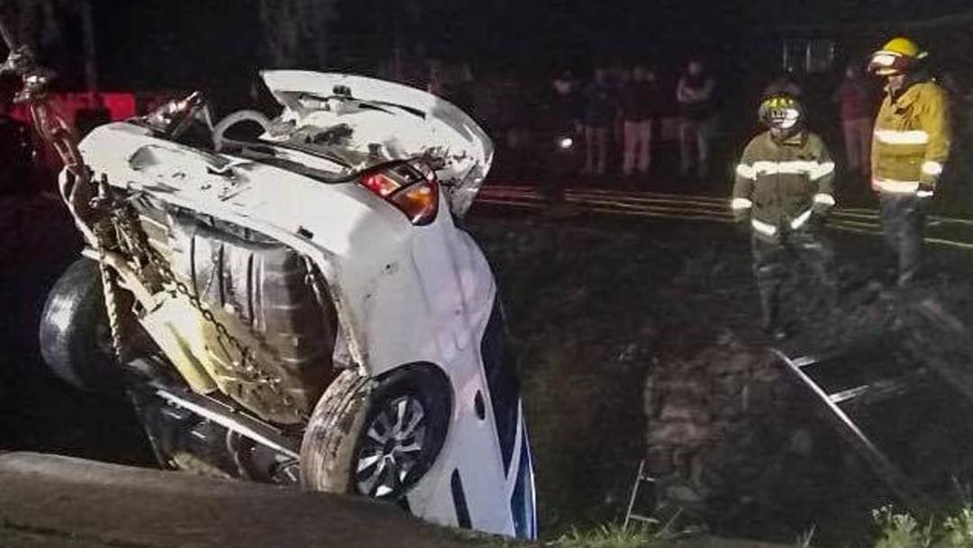 FOTO Lluvia deja dos muertos en Izcalli e inundaciones en CDMX