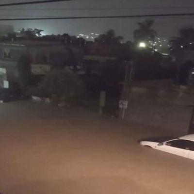 Lluvias causan la muerte de una mujer en Los Cabos, BCS