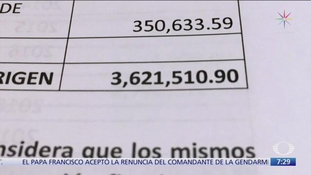 Magistrado no declaró incremento patrimonial