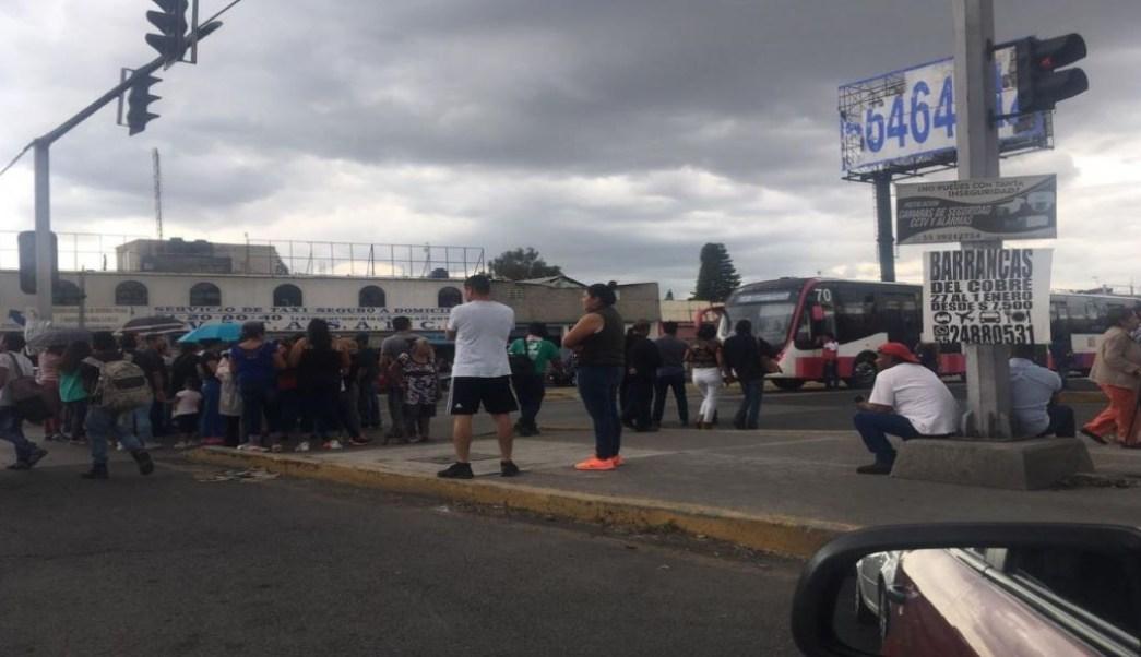 Foto Manifestantes afectarán vialidad en CDMX este 14 de octubre