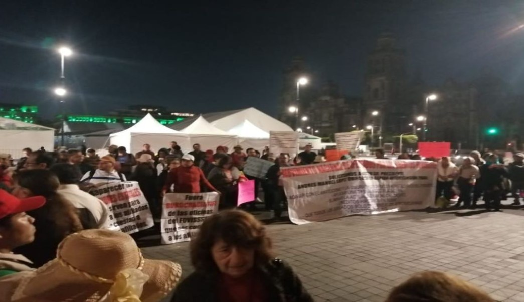 Foto Marchas afectarán vialidad este martes 15 de octubre en CDMX