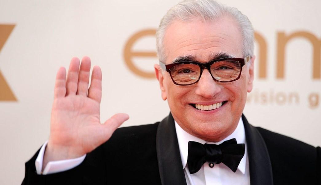 Foto: Martin Scorsese. 15 Octubre 2019