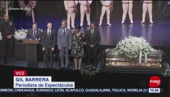 México Listo Para Recibir Cenizas José José
