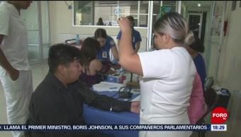 FOTO: México Estados Unidos Realizan Campaña Binacional Salud,