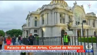 Homenaje a José José en Bellas Artes iniciará a las 10 de la mañana