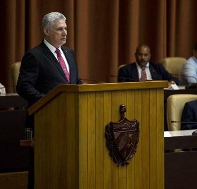 Cuba elige a Díaz-Canel como primer presidente de la República en más de 40 años
